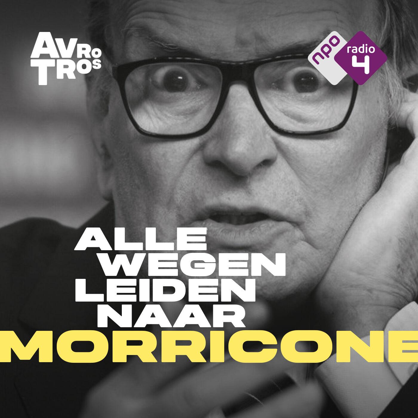 Alle wegen leiden naar Morricone logo