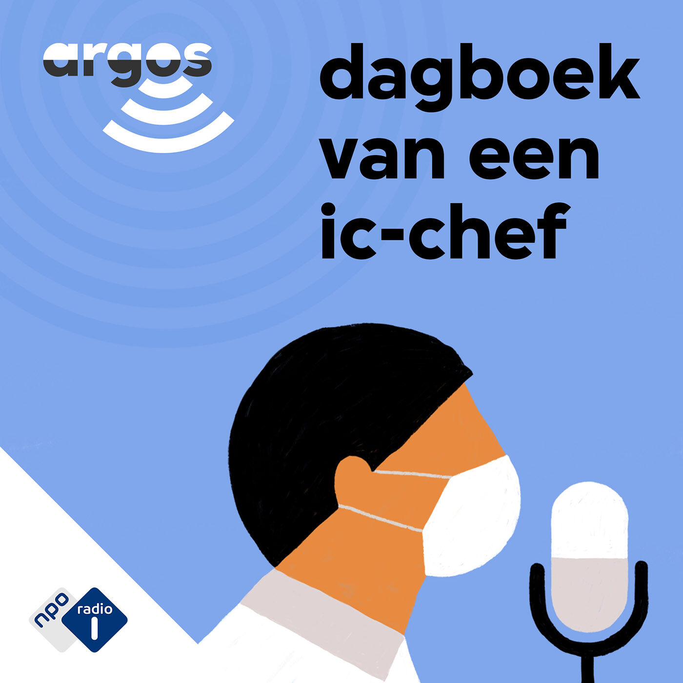 Argos – Dagboek van een IC-Chef