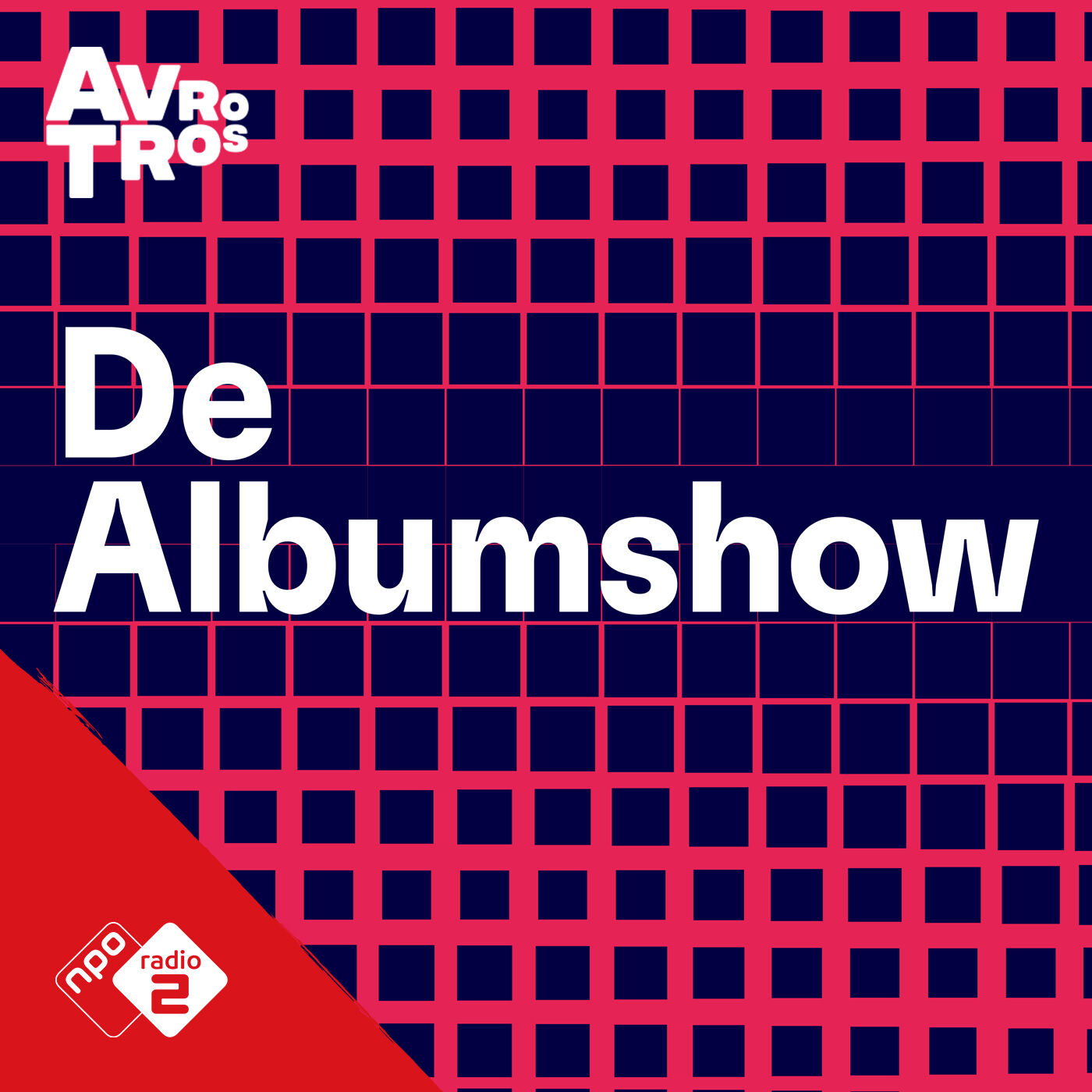 De Albumshow logo