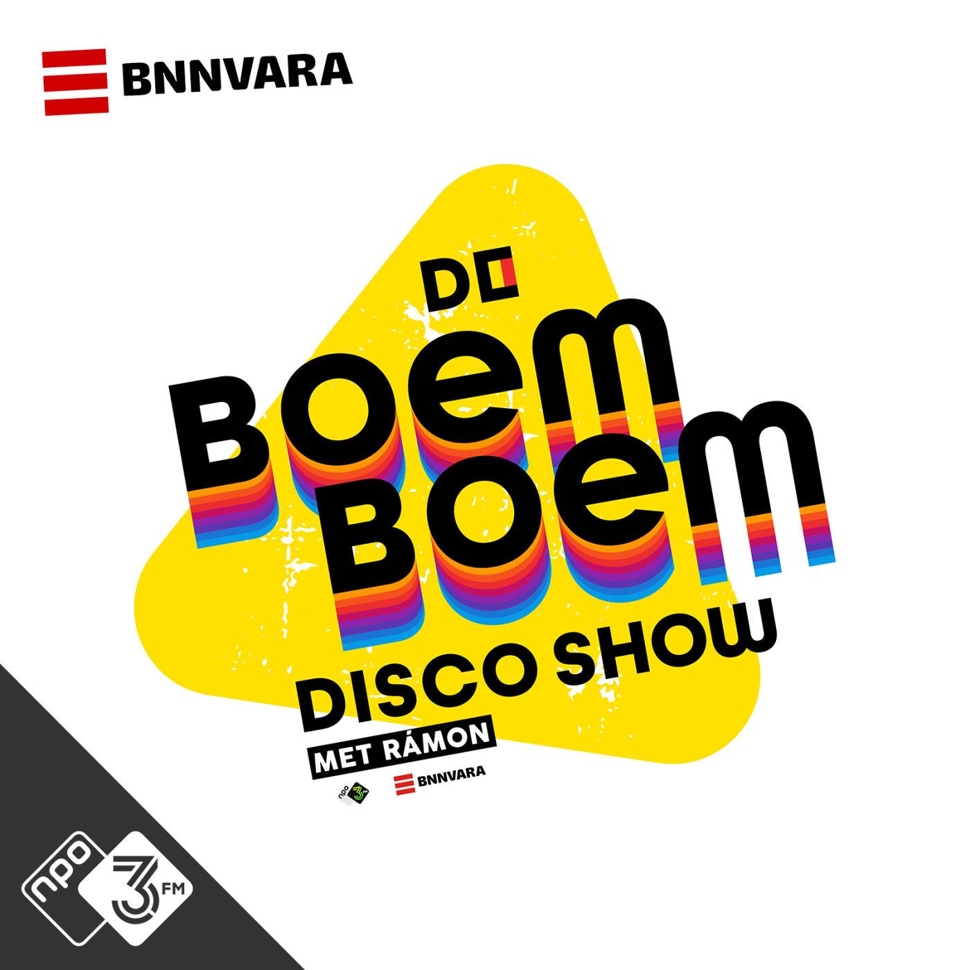 De Boem Boem Disco Show logo