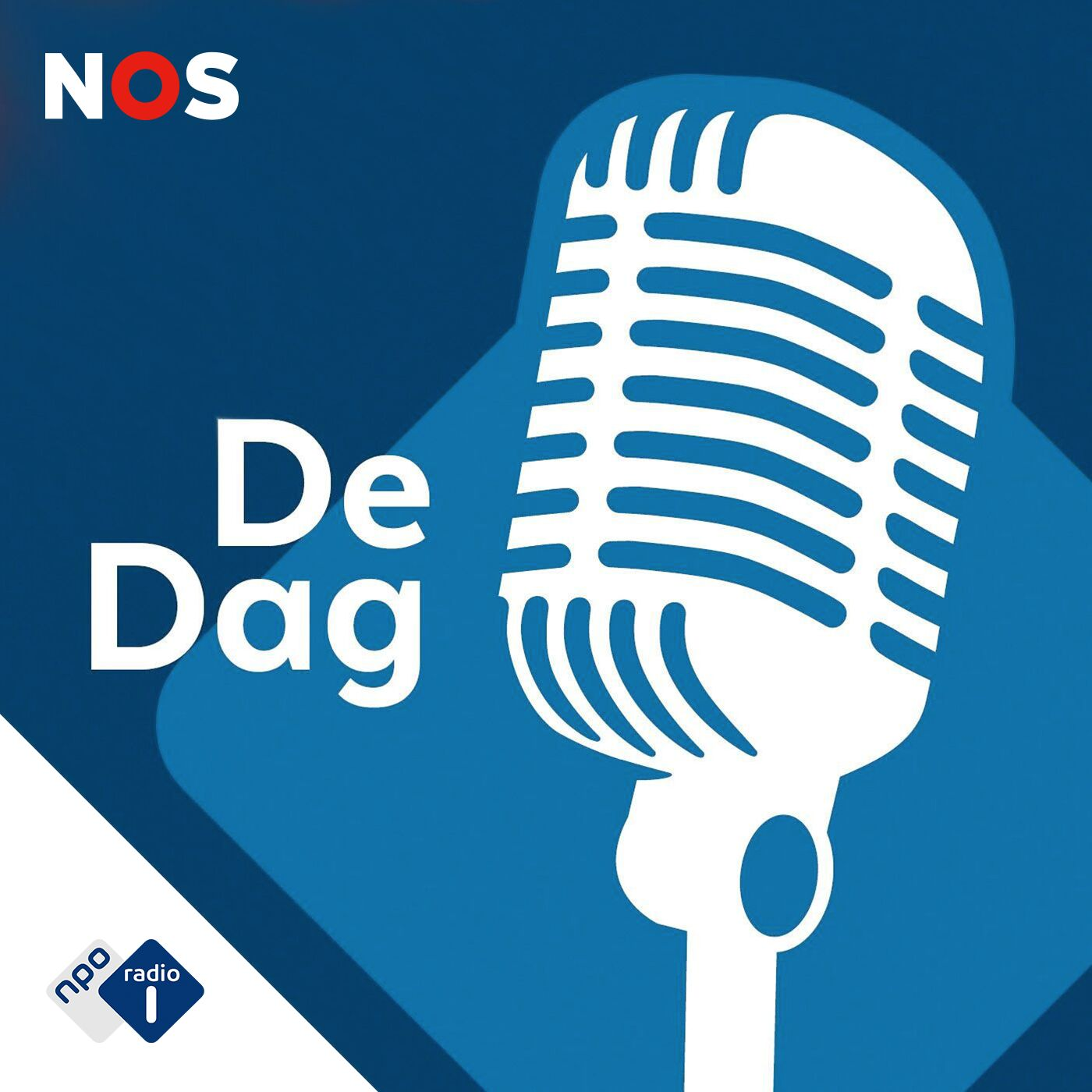 De Dag podcast show image
