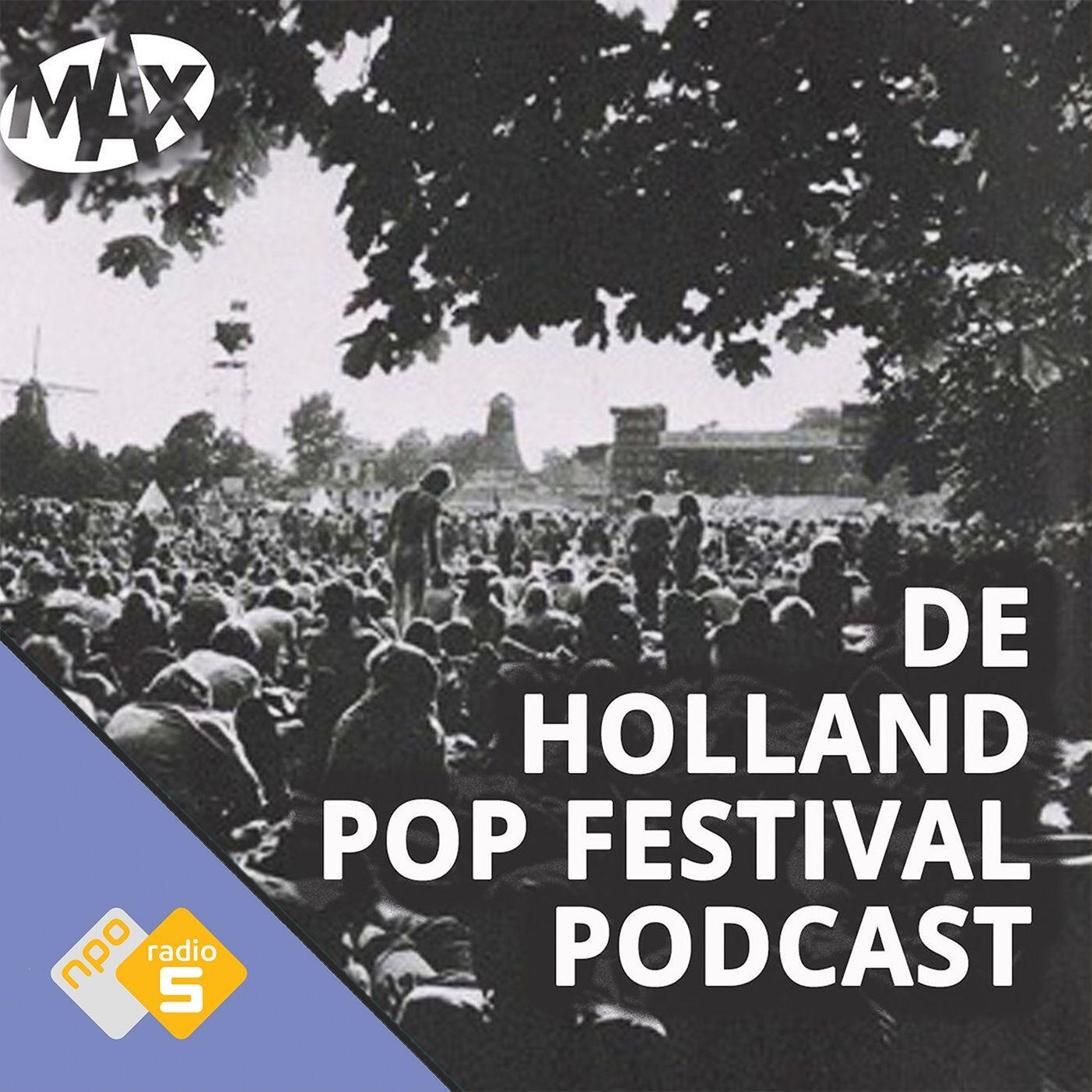De Holland Pop Festival Podcast logo