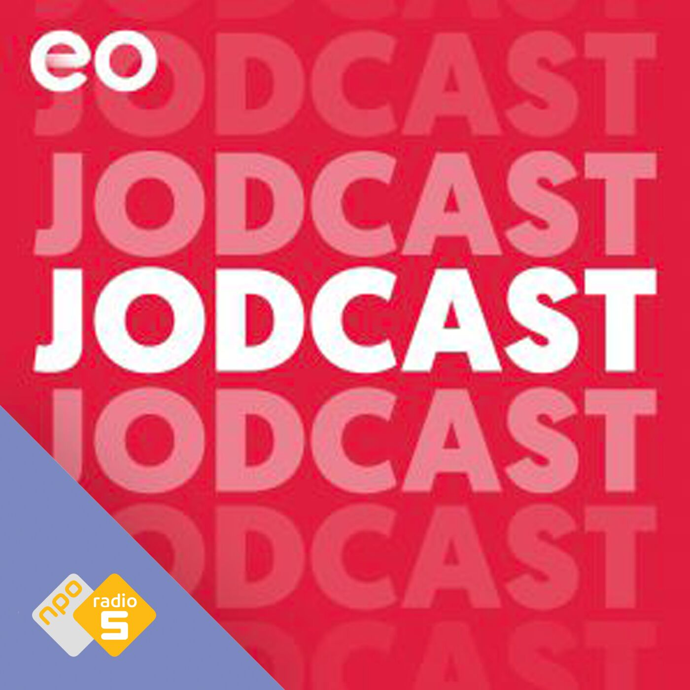 De Jodcast logo
