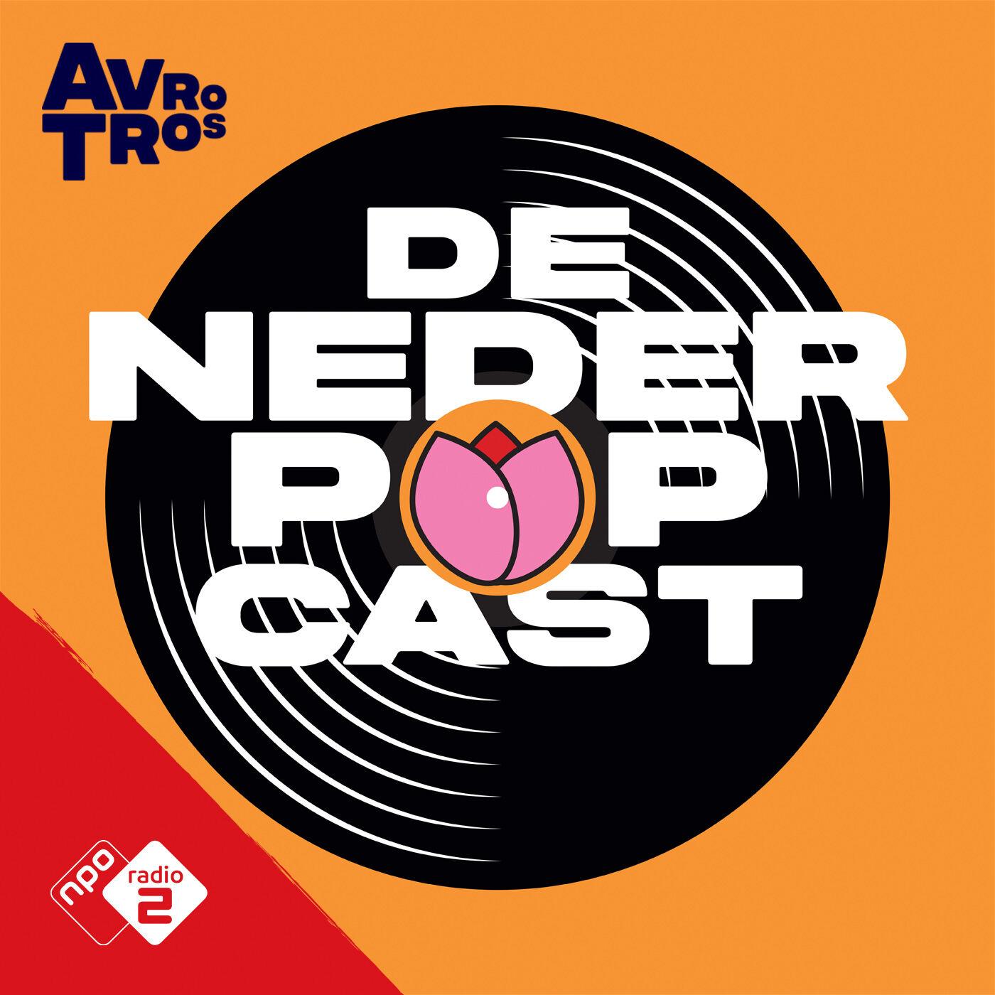 De Nederpopcast logo
