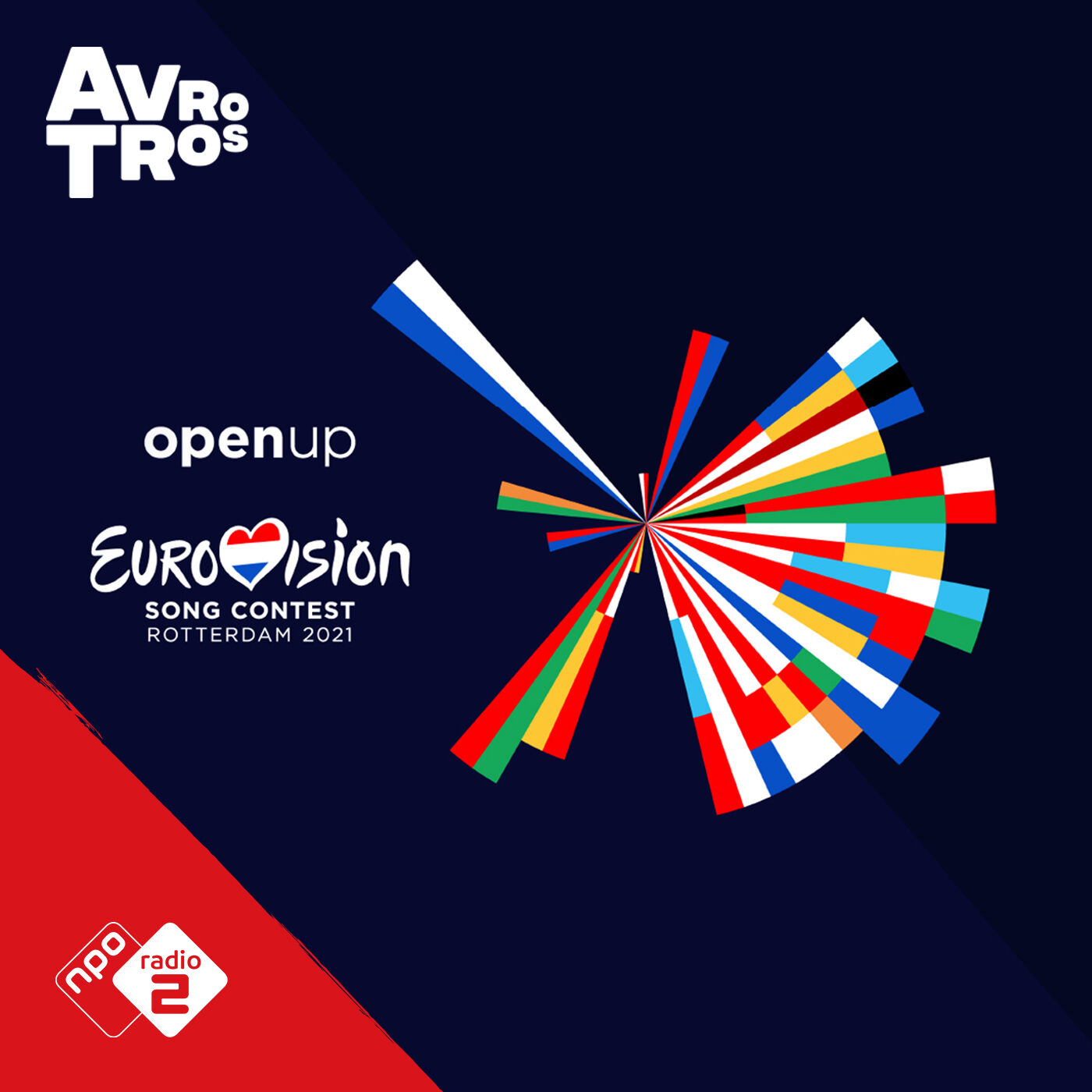 De Officiële Songfestival Podcast logo