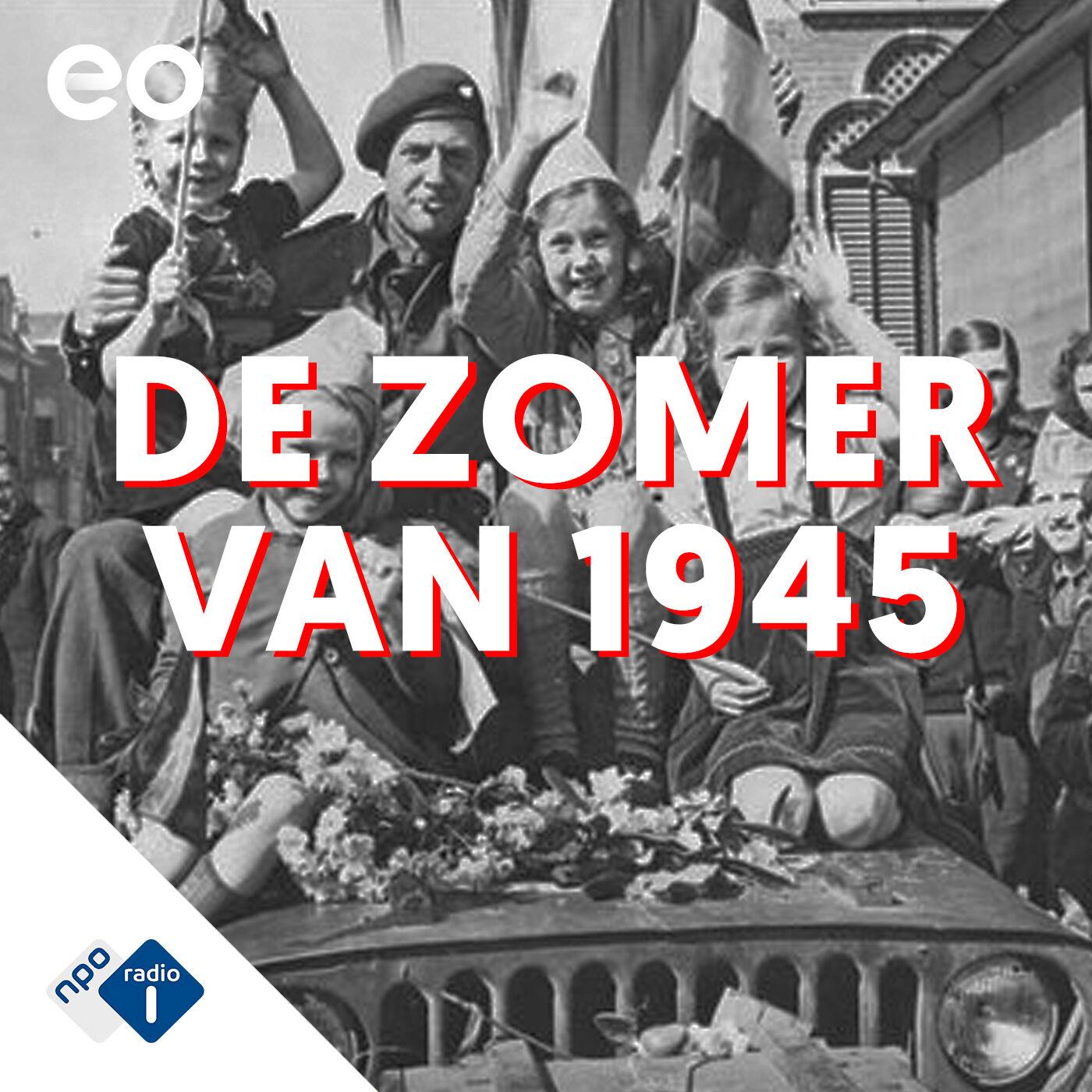 De Zomer van 1945 logo