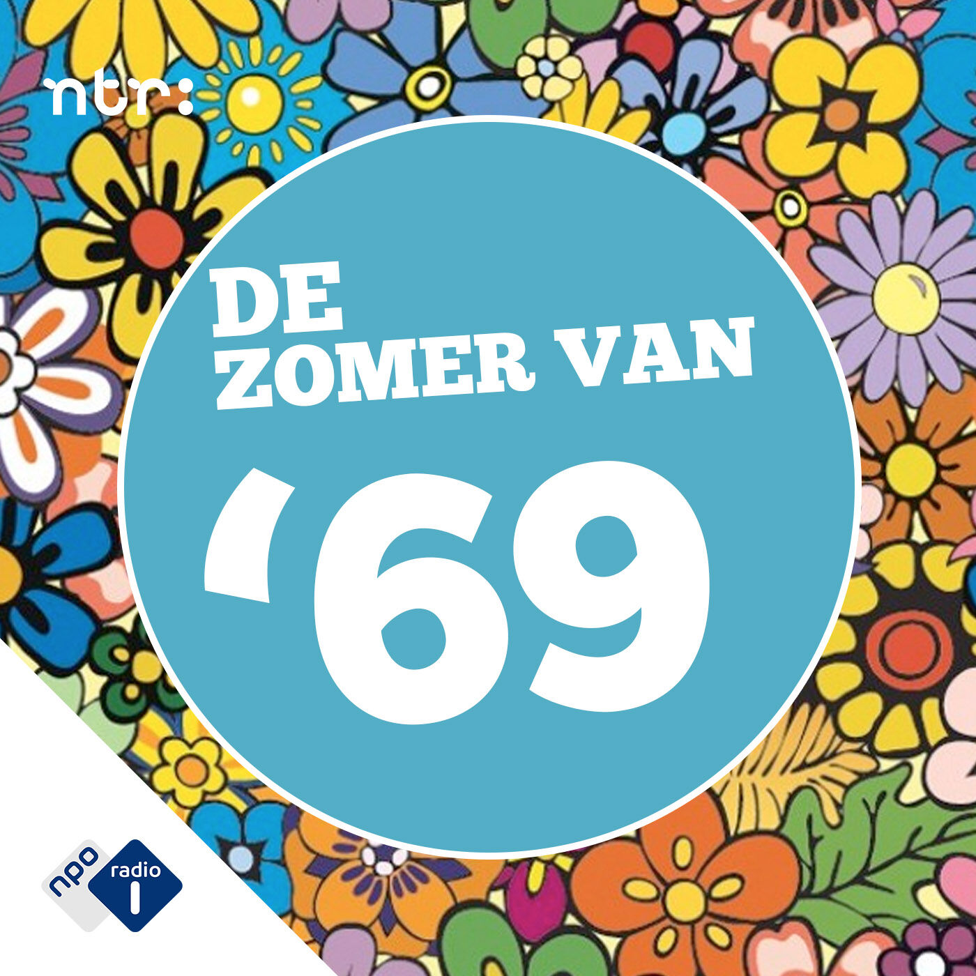 De zomer van '69 logo