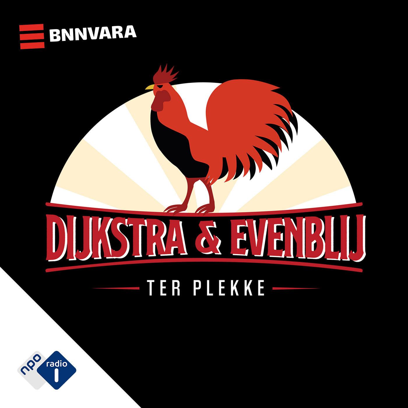Dijkstra en Evenblij ter plekke logo