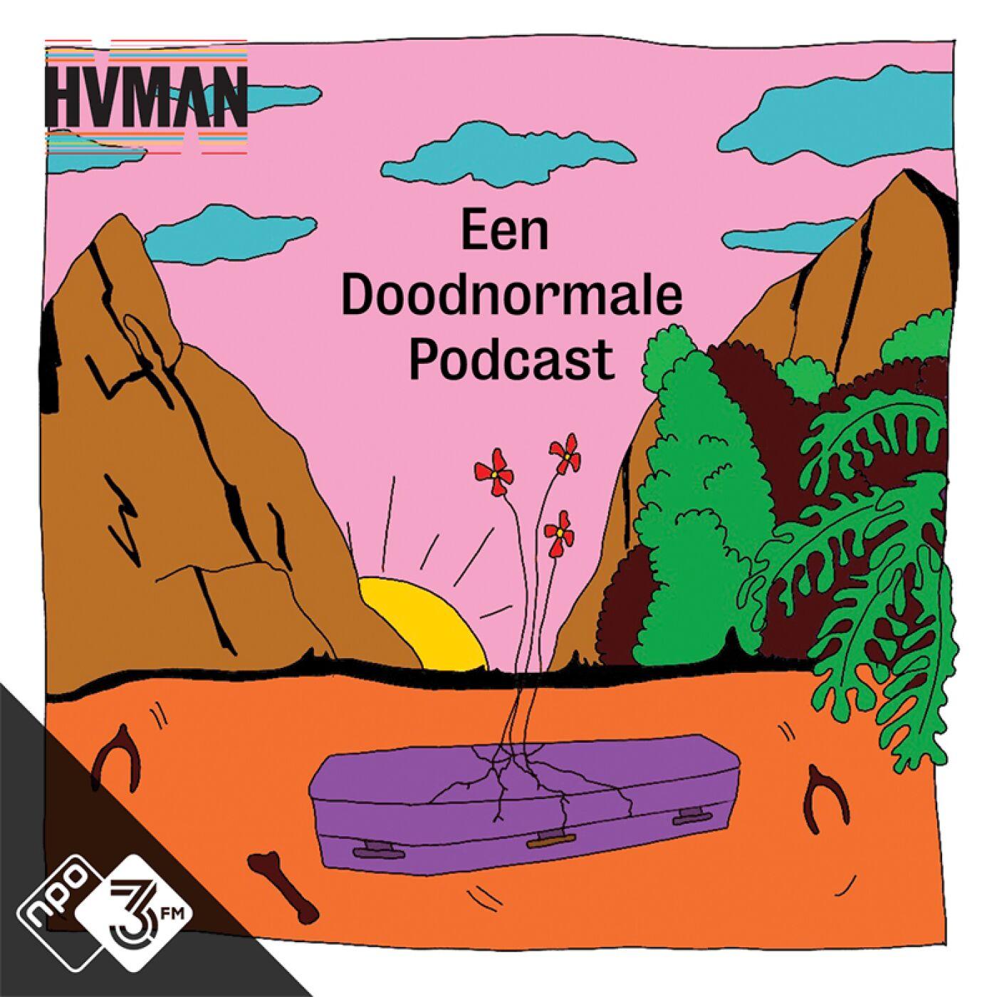 Een Doodnormale Podcast logo