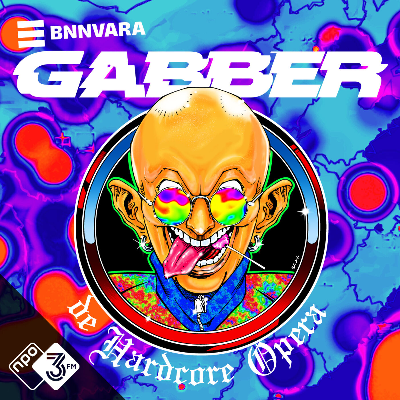 Gabber, de Hardcore Opera logo