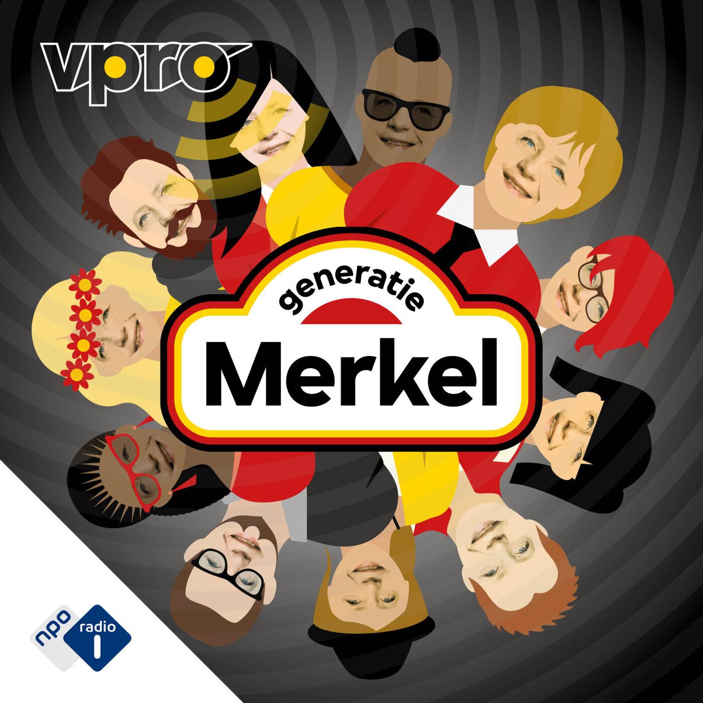 Generatie Merkel logo