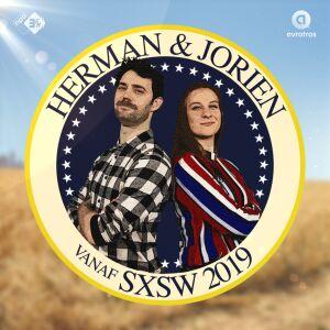 Herman & Jorien vanaf SXSW