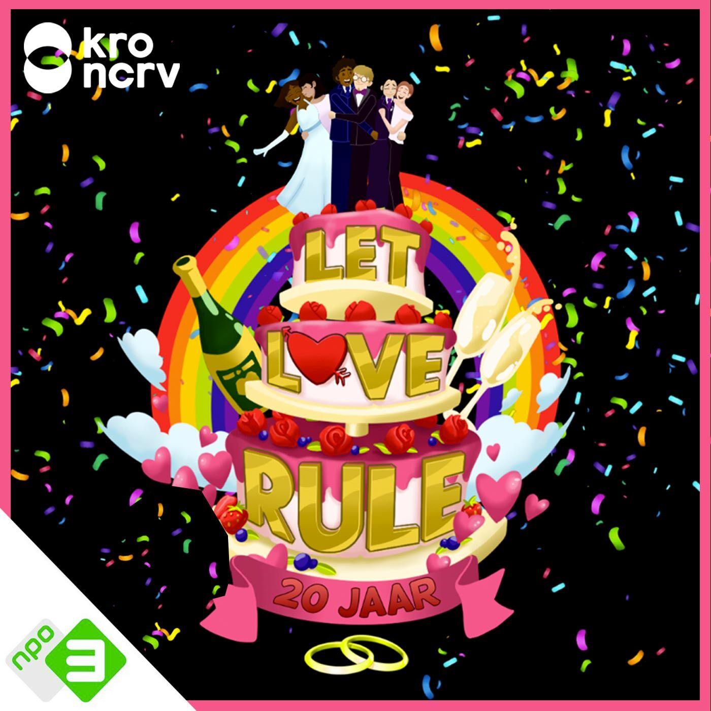 Let Love Rule logo