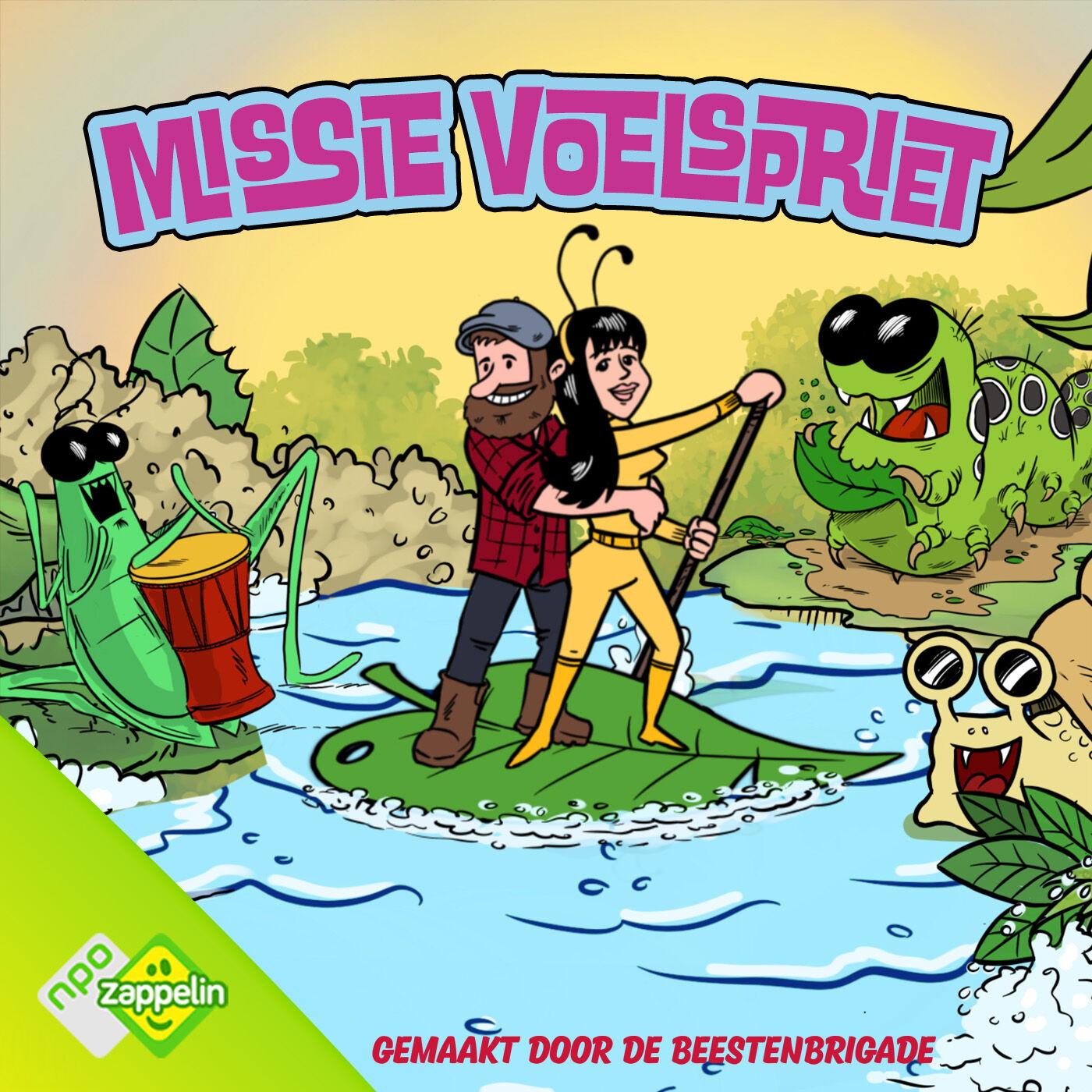 Missie Voelspriet | Beestenbrigade