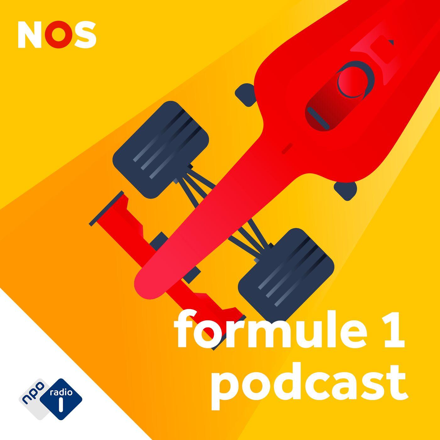 NOS Formule 1-Podcast podcast show image