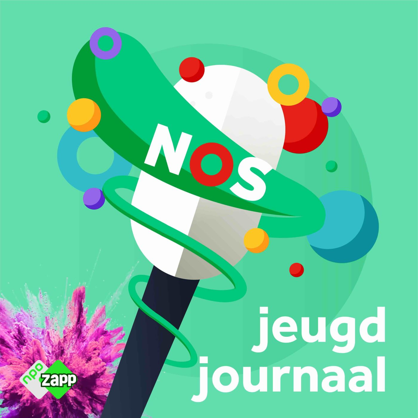 NOS Jeugdjournaal logo