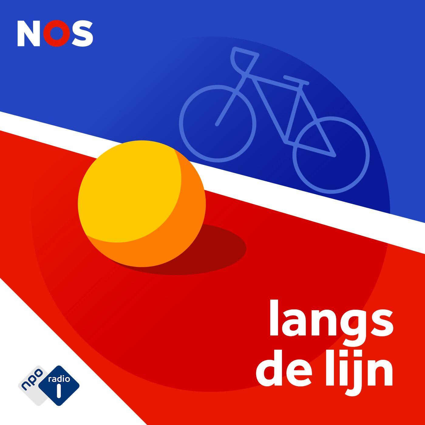 NOS Langs de Lijn logo