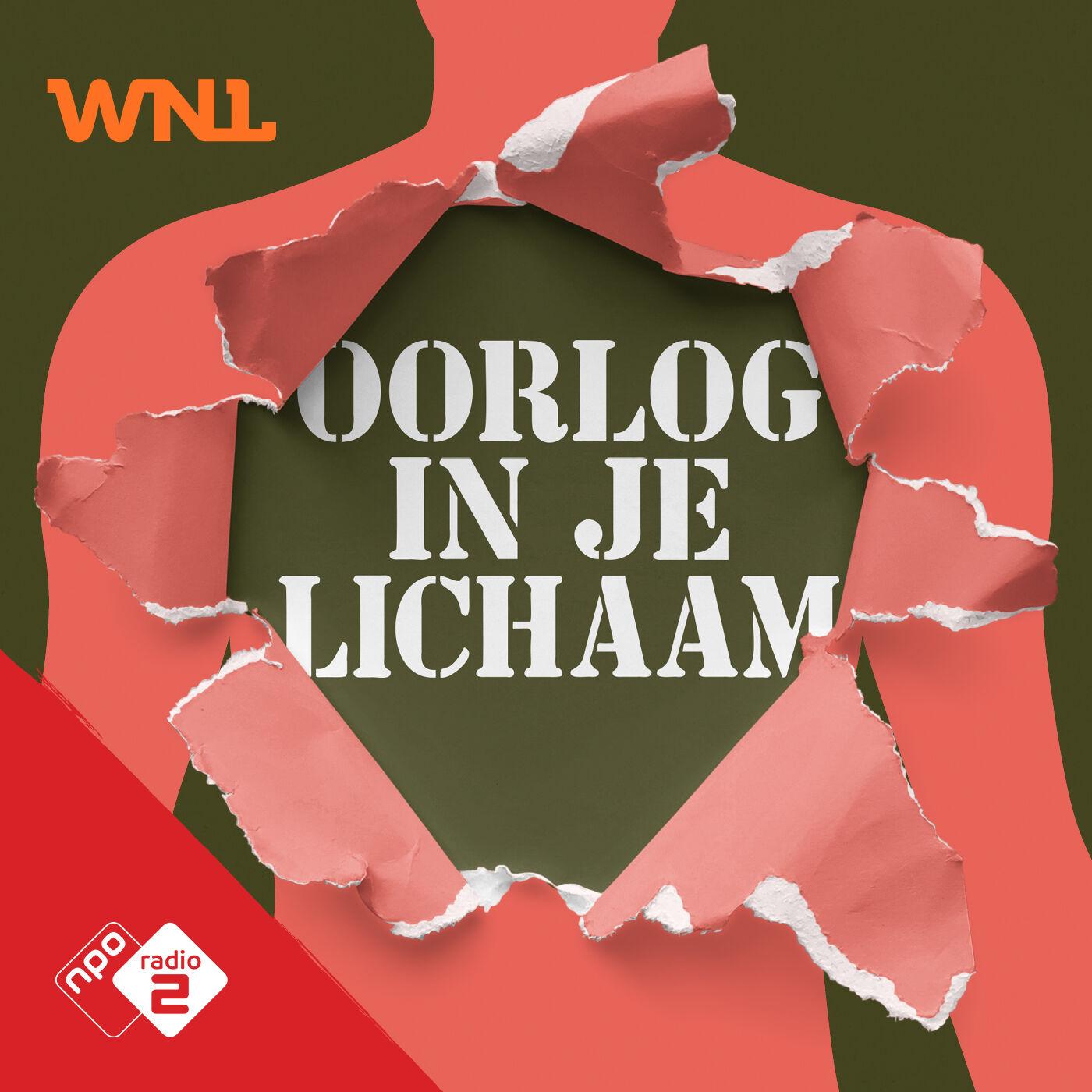 Oorlog in je Lichaam logo