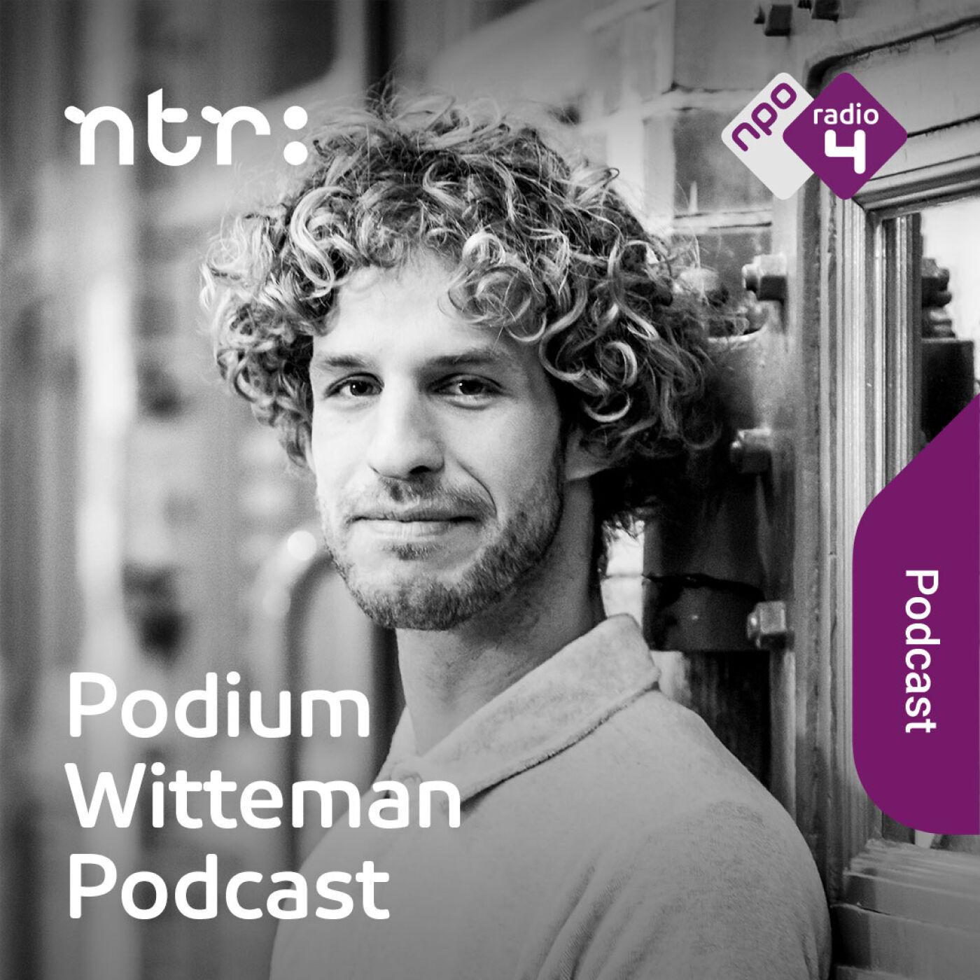 Podium Witteman Podcast logo