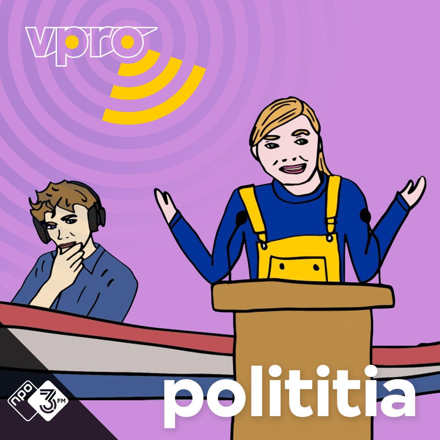 Polititia - Titia Hoogendoorn logo
