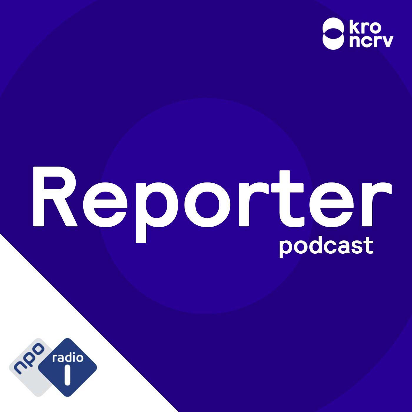 Reporter Podcast logo