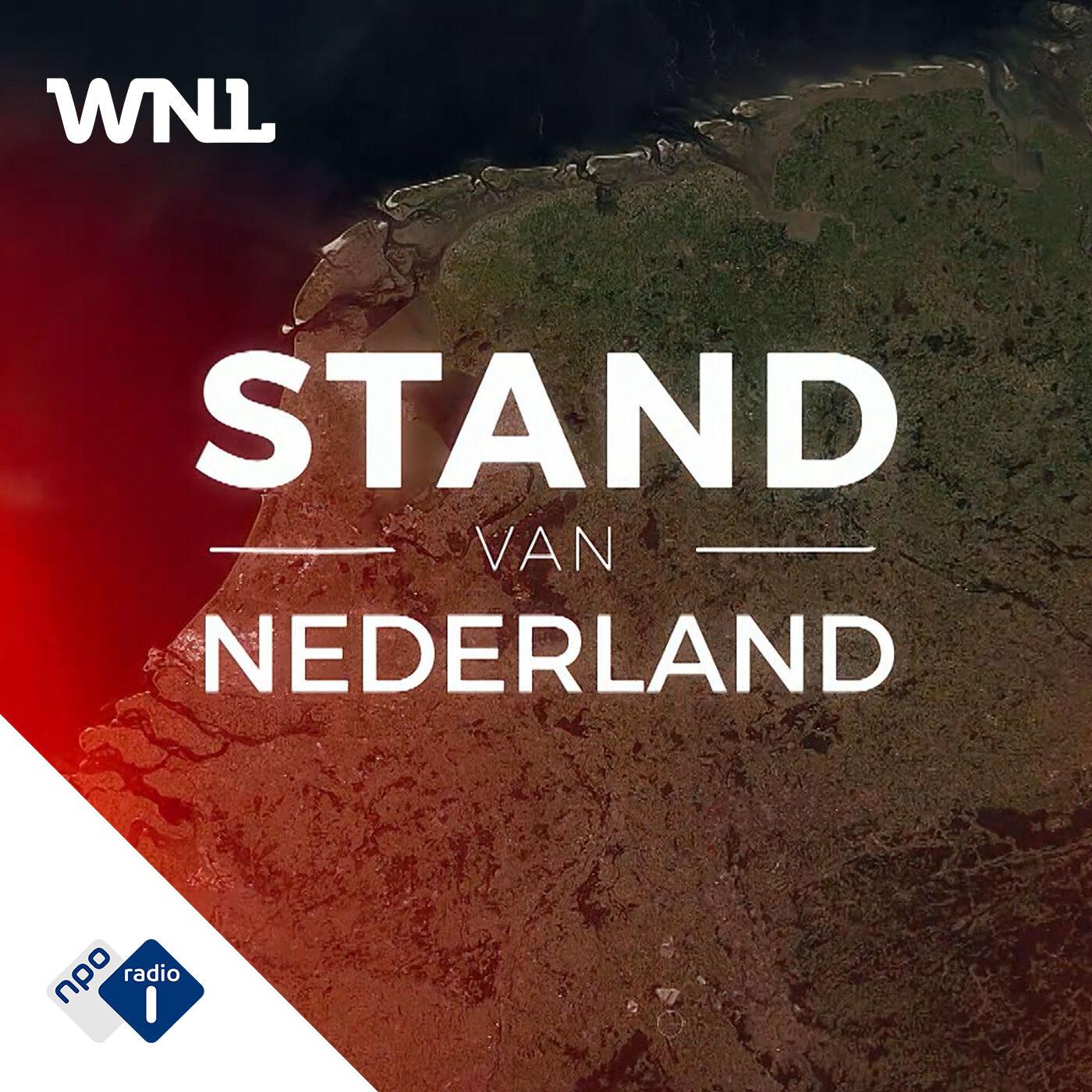 Stand van Nederland logo
