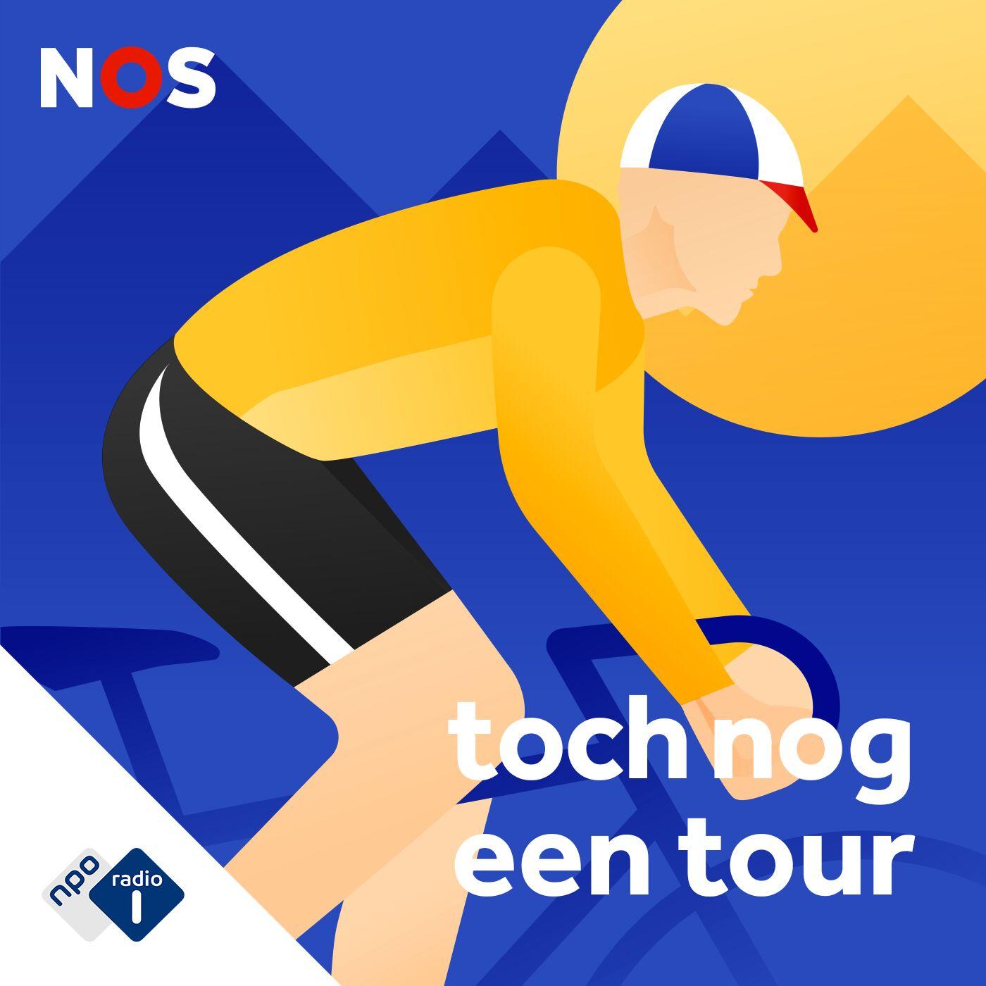 Toch nog een Tour logo