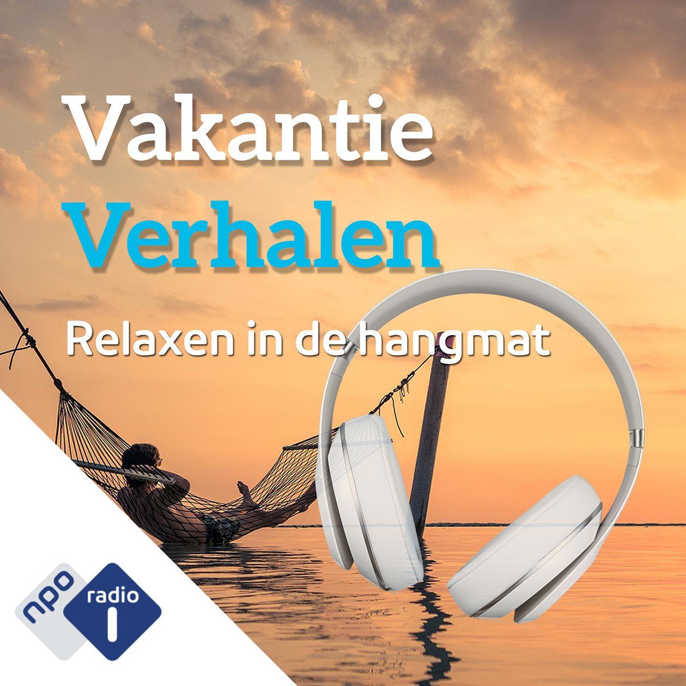 Vakantieverhalen - Relaxen in de hangmat logo
