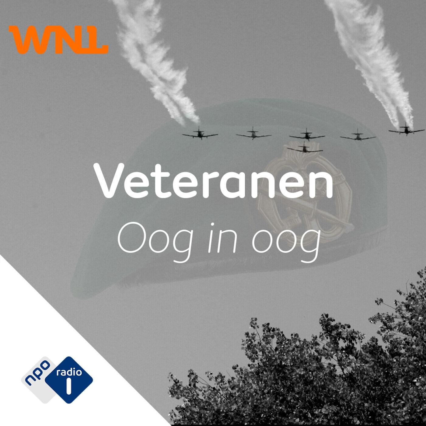Veteranen Oog in oog logo