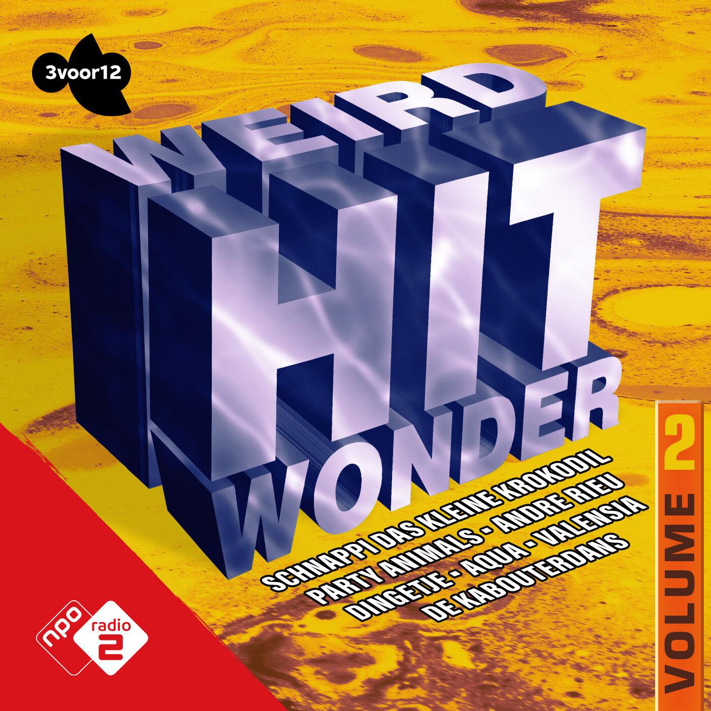 Weird Hit Wonder logo