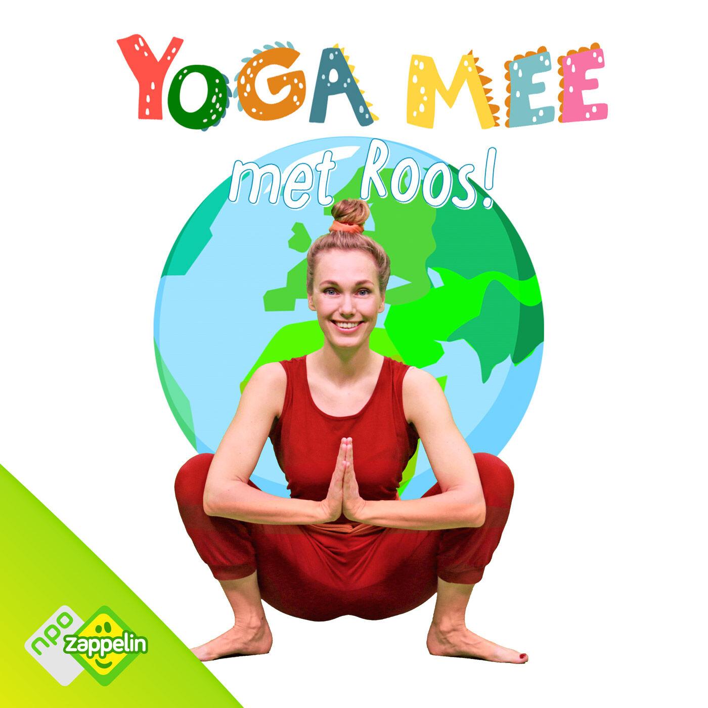 Yoga mee met Roos!