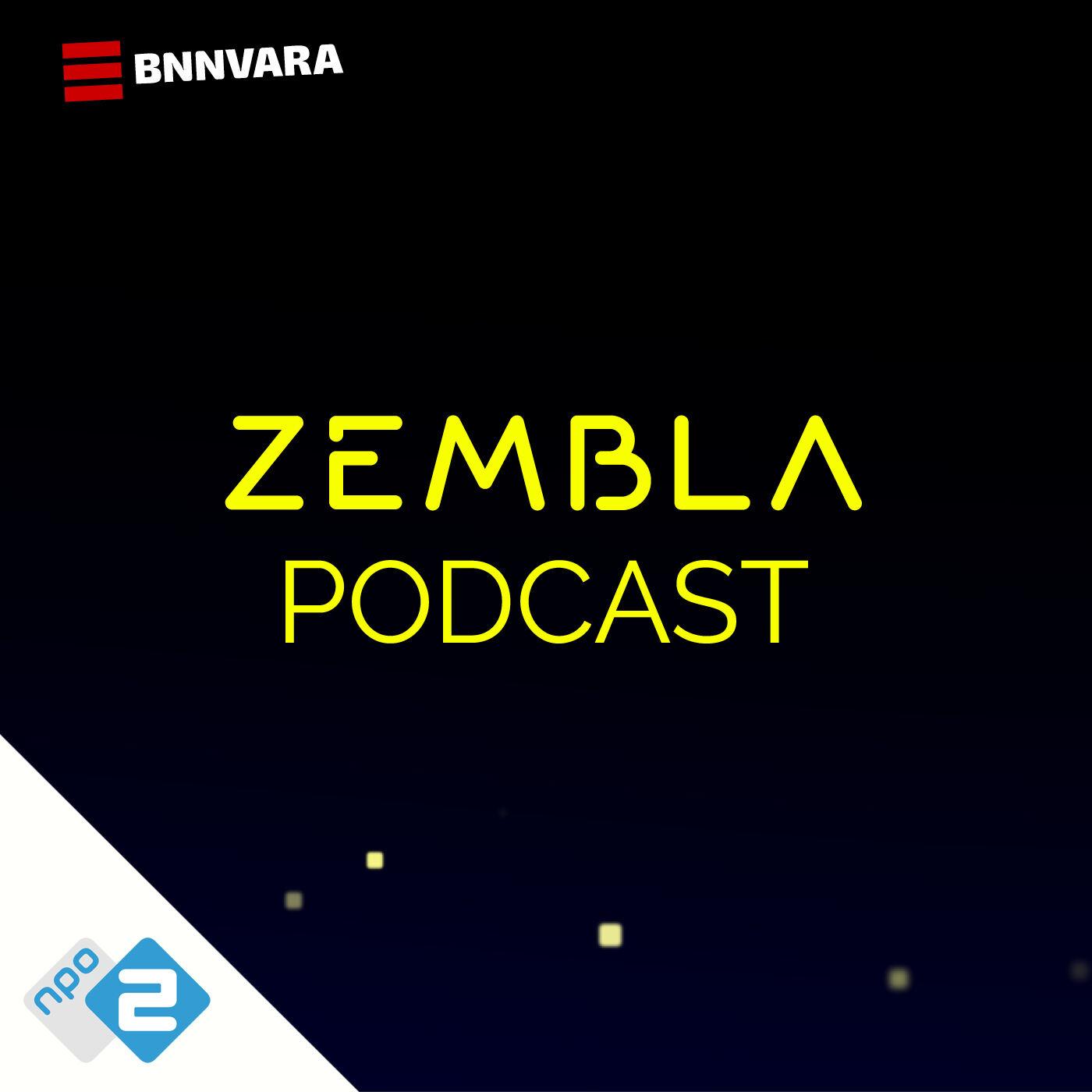 Zembla podcast logo